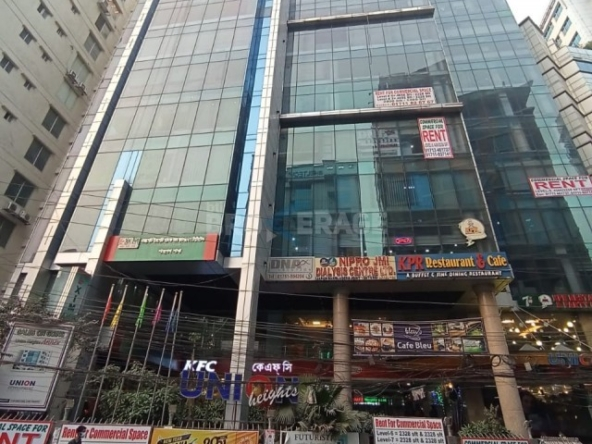 4500 sft commercial space for rent in panthapath 338714